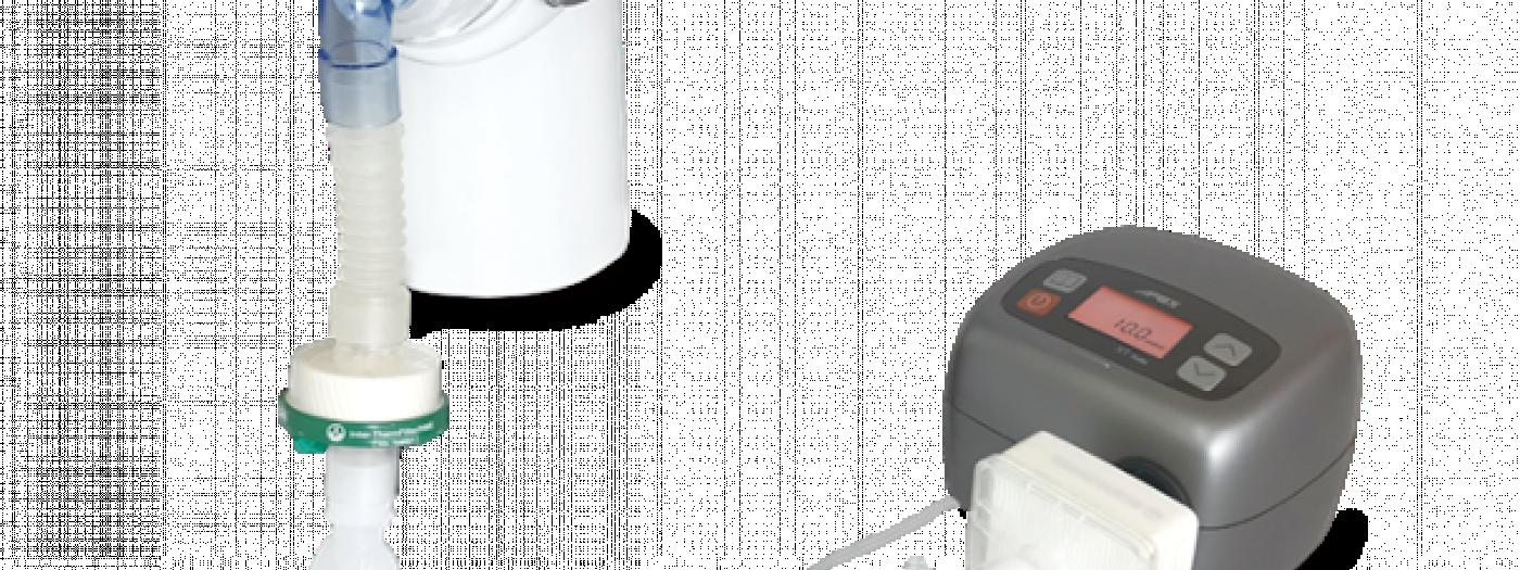 雃博陽壓呼吸器提供新冠肺炎治療替代方案