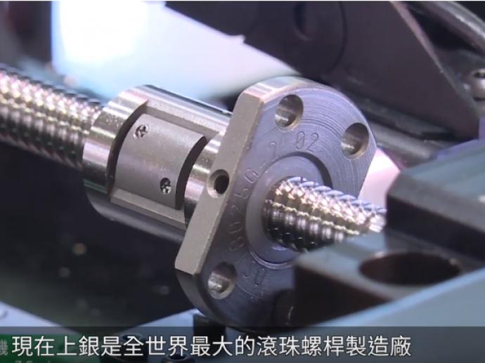 上銀科技-微型滾珠螺桿