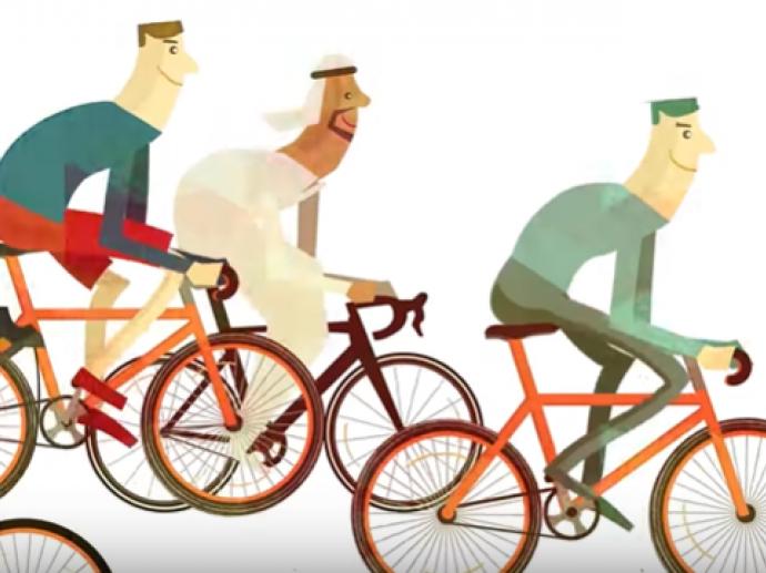 台灣精品自行車產業形象影片