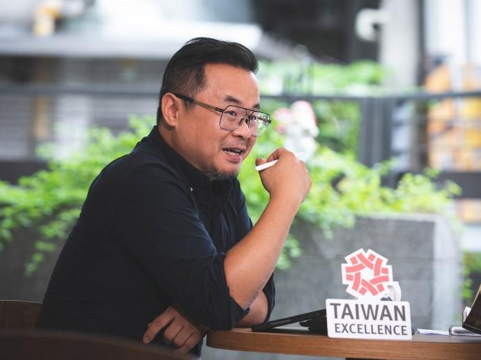 整合製造力與想像力、台灣精品引領世界潮流 豪華朗機工張耿華共同創辦人