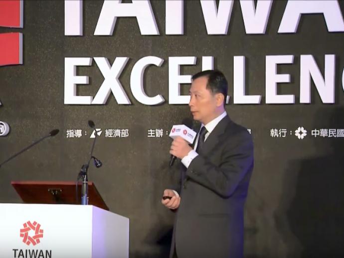 台灣精品國際推廣廠商成功經驗分享(大通電子)