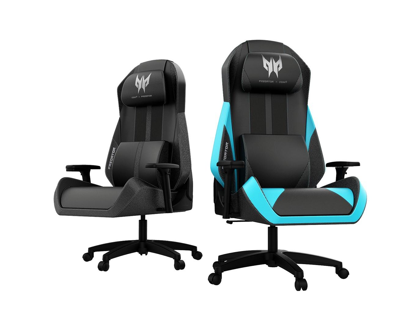 Predator Gaming Chair x OSIM
