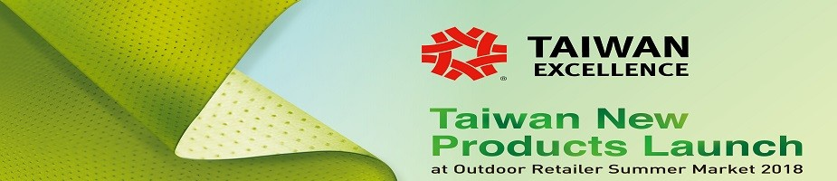 Taiwan New Products Launch @ Outdoor Retailer Summer Show 2018