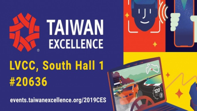 Taiwan Innovations for 2019 & Beyond at CES2019