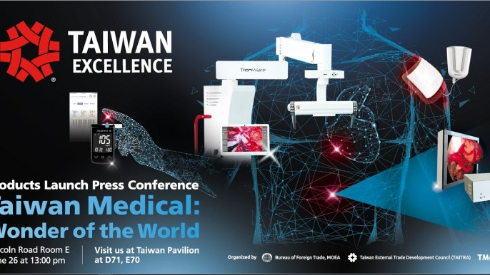 Taiwan Products Launch Press Conference@FIME 2019