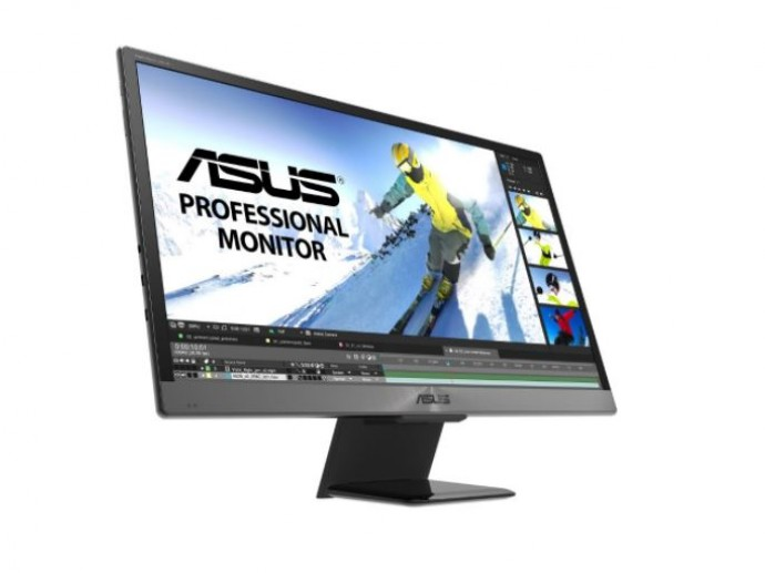 ASUS set to Unveil Light and Slim Monitors for Professionals at CES 2018