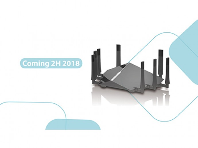 D-Link Brings Extreme Networking Performance to Connected Homes with New 802.11ax Ultra Wi-Fi Routers