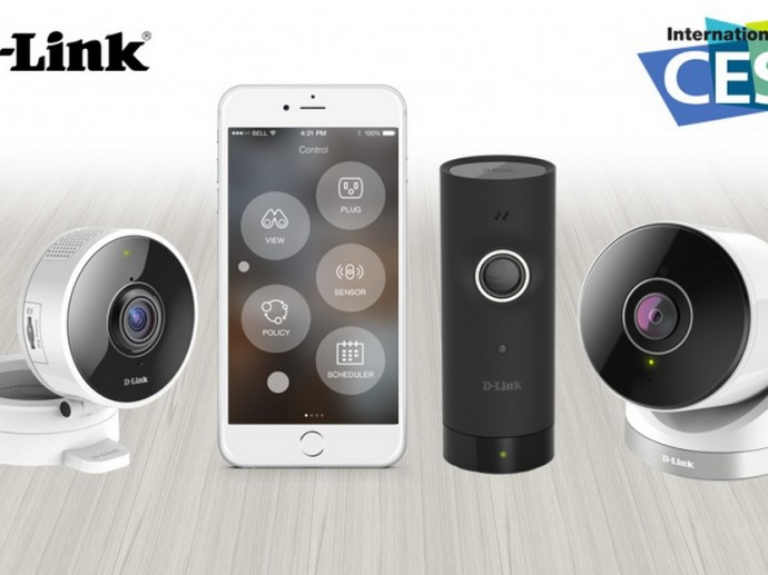 D-Link Connected Home Ecosystem Adds Advanced Features and Exciting New Products