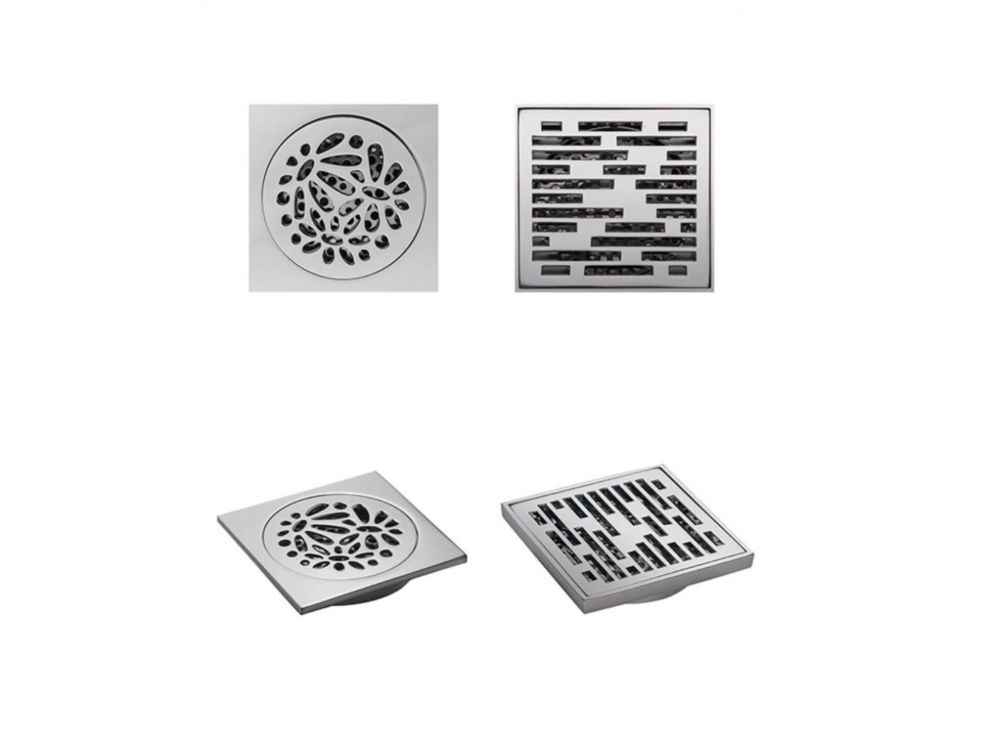 Justime Floor Drain from Sheng Tai Brassware