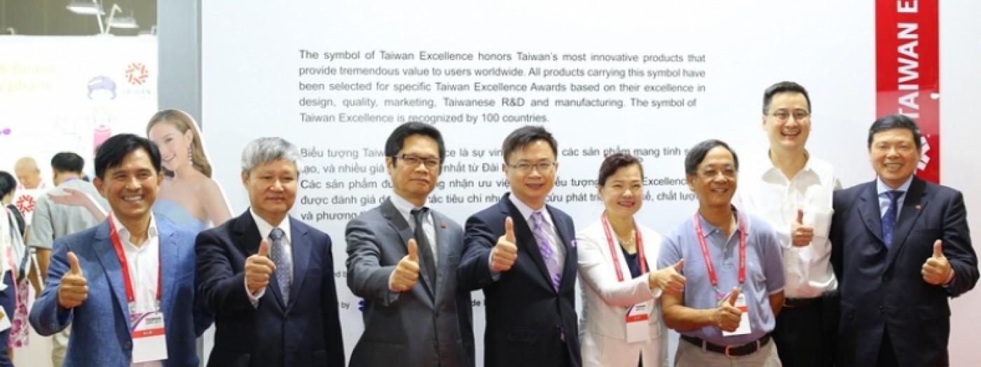 TAIWAN EXCELLENCE ĐỒNG HÀNH CÙNG CUỘC CÁCH MẠNG IOT TẠI TAIWAN EXPO 2017