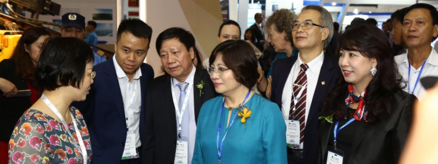 TAIWAN EXCELLENCE MANG CÔNG NGHỆ TÂN TIẾN CỦA NGÀNH NƯỚC ĐÀI LOAN ĐẾN TRIỂN LÃM VIETWATER 2017