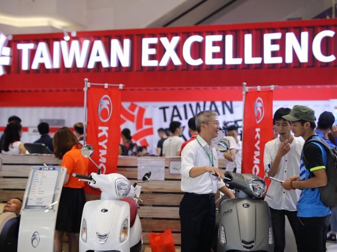 Không Gian Bán Hàng Và Giới Thiệu Sản Phẩm Taiwan Excellence  Lần Đầu Tiên Có Mặt Tại Hà Nội
