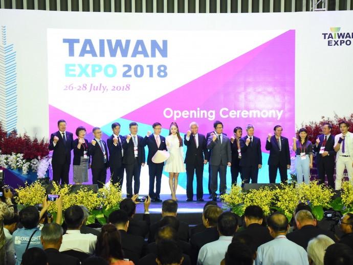 """TAIWAN EXCELLENCE MANG """"CÔNG NGHỆ ĐÀI LOAN CHO CUỘC SỐNG THÔNG MINH""""  ĐẾN TAIWAN EXPO 2018"""